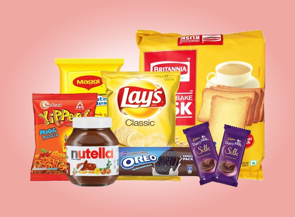 Snacks & Branded Foods